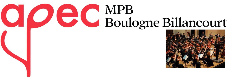 Association des Parents d'Elèves du Conservatoire de Boulogne-Billancourt